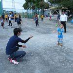 子どもたちの投力向上プロジェクト(1)