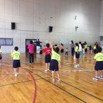 子どもたちの投力向上プロジェクト(4)